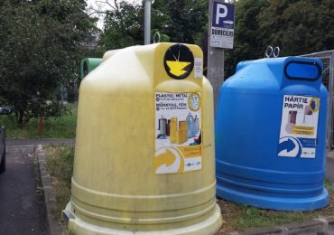 A inceput campania de curatenie generala de primavara 2017, in Oradea.