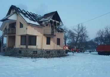 Incendiu Pietroasa