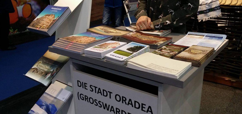 """Oradea si Baile Felix prezente la targul international de turism """"Ferien Messe 2017"""" din Viena"""