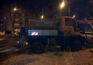 RER deszapezire Oradea 4 ianuarie 2017