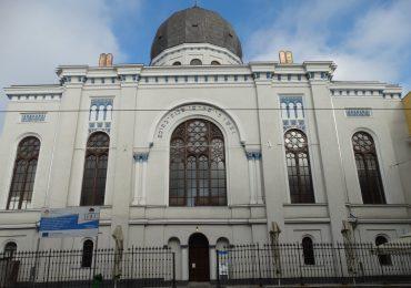 Concert extraordinar la Sinagoga Zion susţinut de formația HAKESHET KLEZMER BAND ORADEA