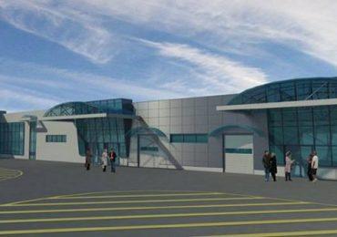 Terminal 2 Aeroportul Oradea