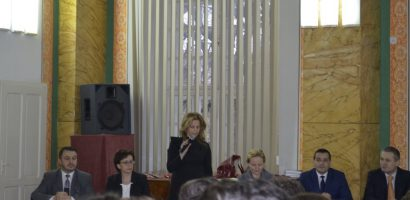 """Ziua Colegiului Național """"Mihai Eminescu"""", din Oradea, sărbătorită în avans"""