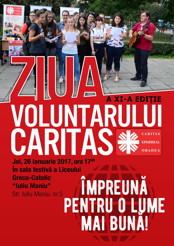 Ziua Voluntarului Caritas 2017
