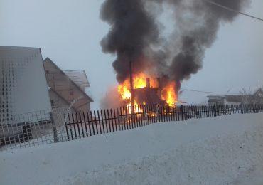 incendiu Cabana Padis
