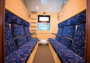Tren de lux pentru oradeni pe ruta Timisoara-Oradea-Baia Mare