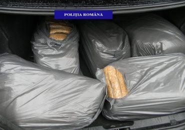 50 de kg de tutun prelucrat, pentru fumat, capturat de politistii din Valea lui Mihai