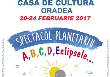 Singurul planetariu mobil din România revine la Oradea, cu un spectacol despre eclipse și anotimpuri