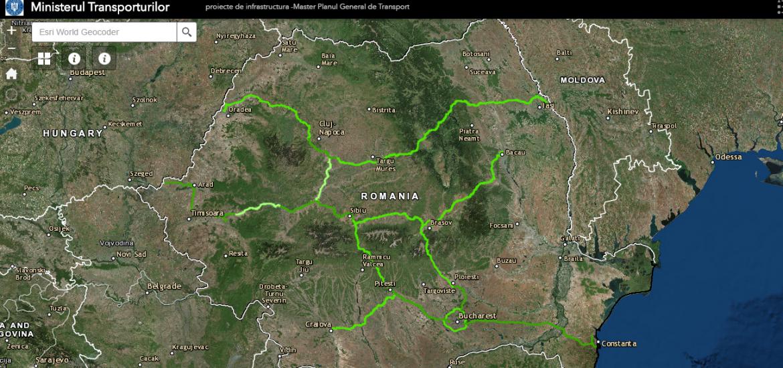 Autostrada Transilvania a primit 38 mil de euro, insa nu mai are acelasi traseu