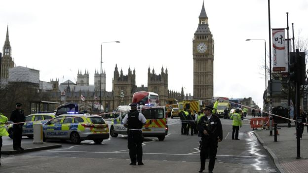Incident terorist la Londra