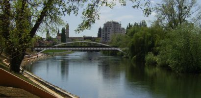 Vom avea un pod rutier nou, în locul pasarelei pietonale de lângă Centrul de Calcul