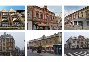 Autoritatile continua reabilitarea cladirilor istorice din Oradea. Alte 6 cladiri urmeaza sa fie reabilitate. (FOTO)