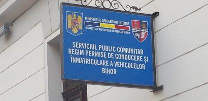 La serviciul Permise si Inmatriculari, din Oradea, va functiona un ghiseu pentru programul RABLA