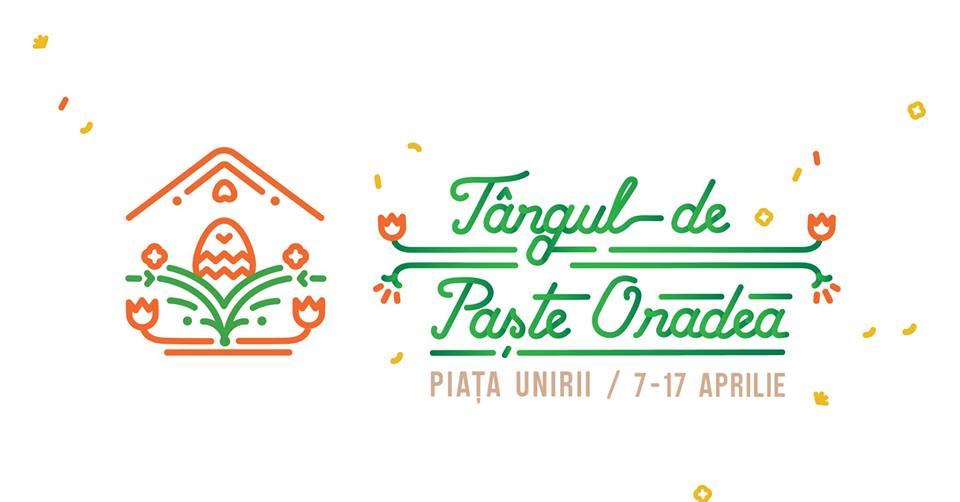 Targ de Paste in Oradea cu artisti plastici, mesteri si traditii, amenajat in Piata Unirii