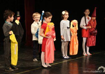 """Concurs """"Teatrul meu de papusi"""", organizat de Trupa Arcadia, cu ocazia Zilei Mondiale a Teatrului de Papusi"""