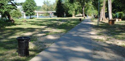 Hotul de mobilier urban din Parcul Silvas a fost prins.