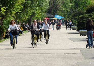 CYCLEWALK – Oradea implementeaza un proiect de promovare a mersului pe bicicleta sau pe jos