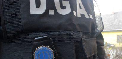 D.G.A. Bihor: 7 persoane inculpate sub aspectul săvârșirii infracțiunii de contrabandă cu tigari