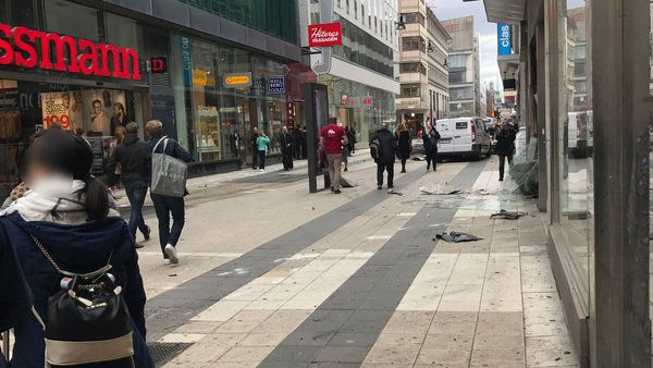 Daily mail stockholm incident