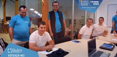 Firmă de IT din Oradea pe punctul de a câştiga cea mai importantă competiţie de business din Europa