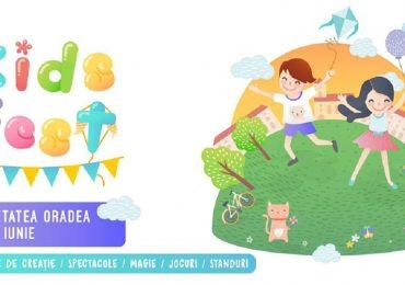 Kids Fest Oradea 2017, un eveniment dedicat copiilor