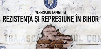 """IICCMER vernisează expoziția """"Rezistență și represiune în Bihor"""" la Oradea, în Joia Mare"""