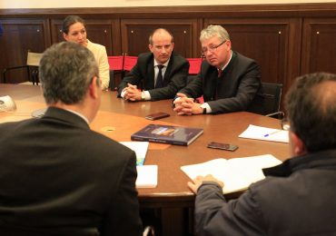 Discutii CJ Bihor – Tirolul de Sud pe teme de turism, infrastructura si parteneriat in dezvoltarea sistemului educational universitar