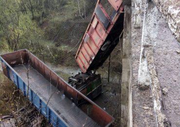 accident tren hunedoara