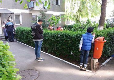 Seria sinuciderilor continua in Oradea. Un barbat s-a aruncat de la etajul 4, in aceasta dupa amiaza