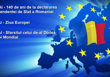 9 mai, dubla semnificatie in Istoria Romaniei si a Europei
