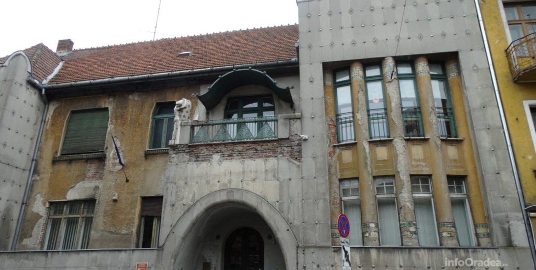 Tot mai aproape de finalul restaurarii Casei Darvas – La Roche