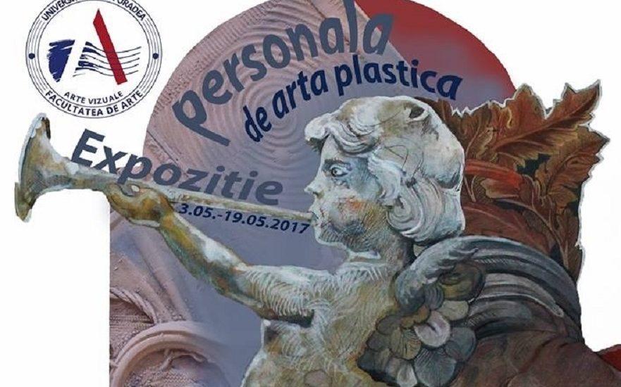 Studenta de la Arte ne invita la o expozitie personala de arta plastica