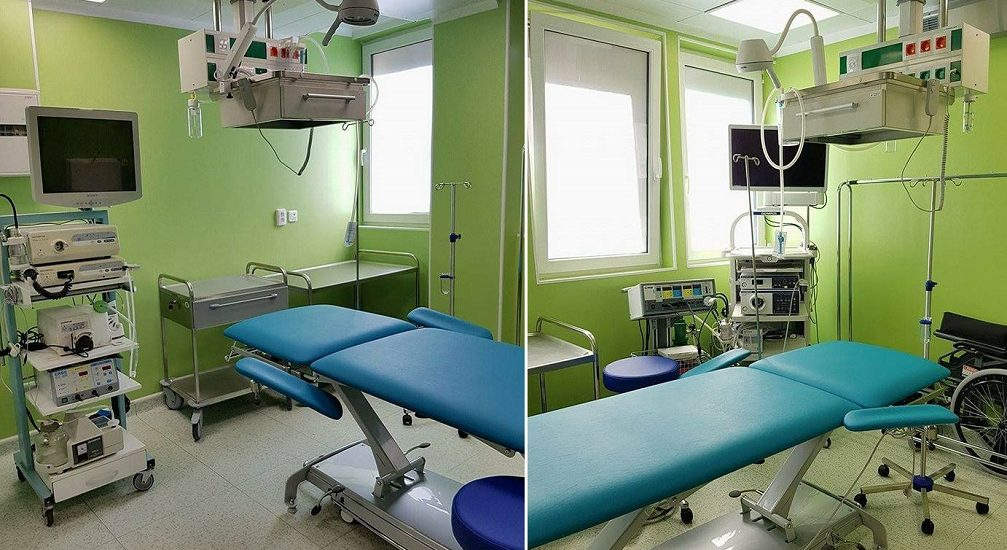 Un modern laborator de endoscopie digestivă diagnostică și terapeutică, inaugurat miercuri la SCJU Oradea