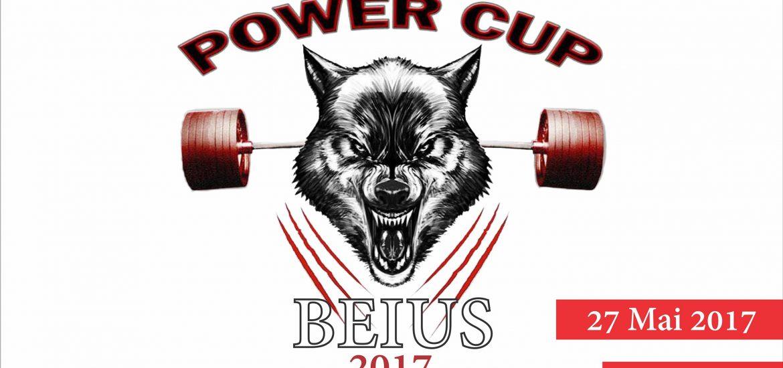 Competitie internationala de powerlifing la Beius, sambata 27 mai