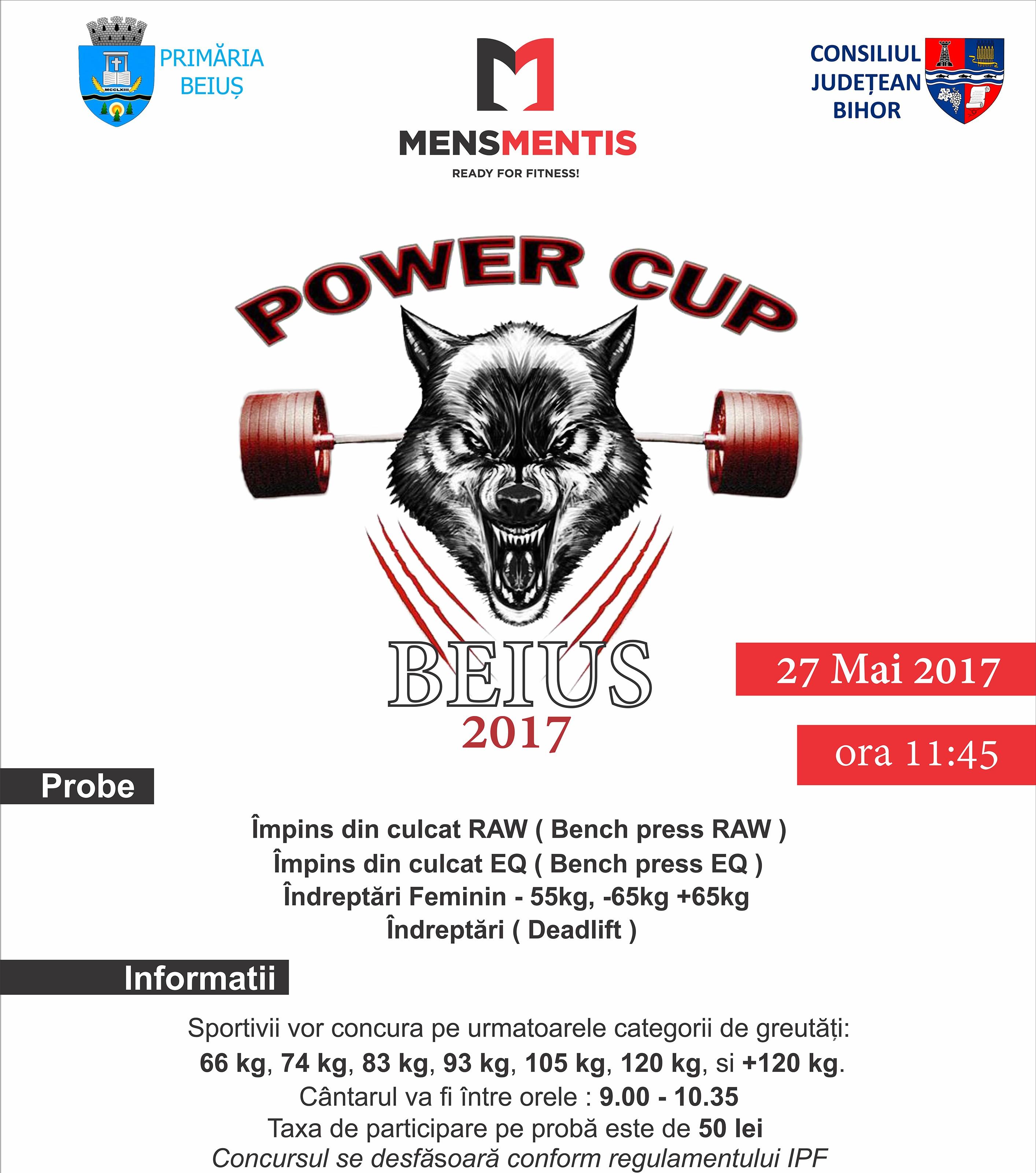 powerlifting Beius 27.05 2017