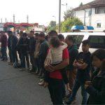 22 de cetățeni din Irak, Iran, Siria, India si Pakistan, opriți la frontiera cu Ungaria