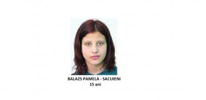 DISPARUTA! O minora de 15 ani din Sacuieni, judetul Bihor a fost data disparuta