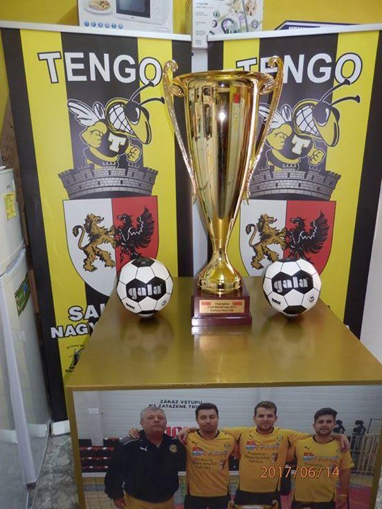Cupa Mondiala a cluburilor la futnet Salonta