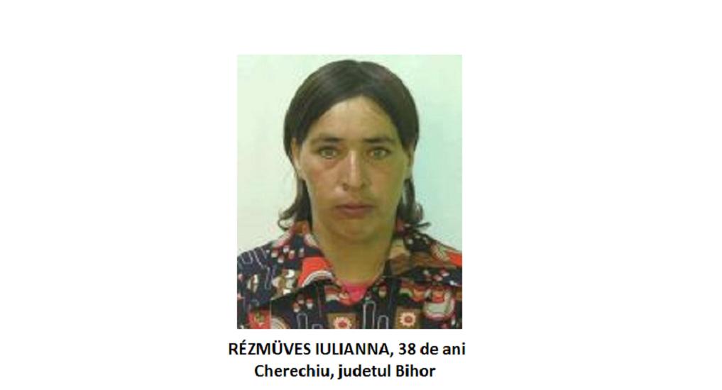 DISPARUTA! O femeie de 38 de ani din Cherechiu a fost data disparuta de 5 zile