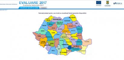 Rezultate Evaluare Nationala Bihor 2017. 72,20% rata de promovabilitate in judet