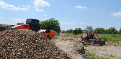 Pe strada Barcaului din Oradea va fi construita o zona de agrement, devenind coridorul verde al cartierului Iosia