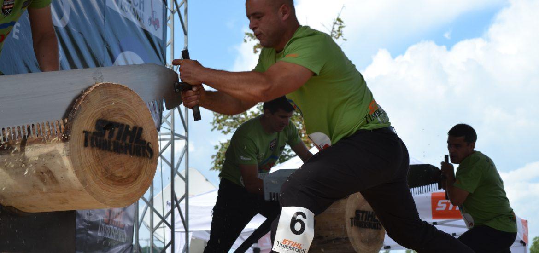 Noul campion național la tăiat lemne se va desemna mâine la Oradea