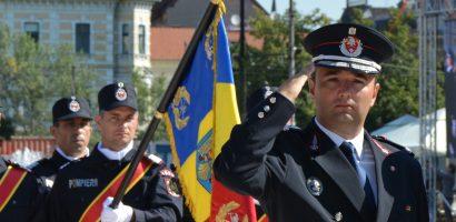 """Colonelul Caba Sorin Mihai este noul sef al Inspectoratului pentru Situaţii de Urgenţă """"Crişana"""" al judeţului Bihor"""