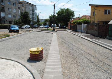 A inceput reabilitarea a mai multor strazi din Oradea. Vezi care sunt acestea (FOTO)