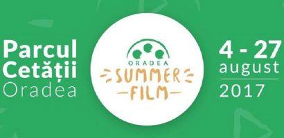 Oradea Summer Film in Parcul Cetatii, intre 4 si 27 august