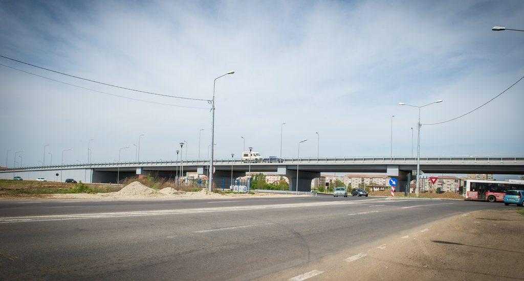 Primarul Ilie Bolojan a anuntat, azi, construirea unui nou pasaj suprateran pe centura Oradea