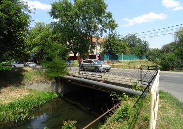 Se va construi un pod nou peste Peta, in dreptul Universtatii Oradea