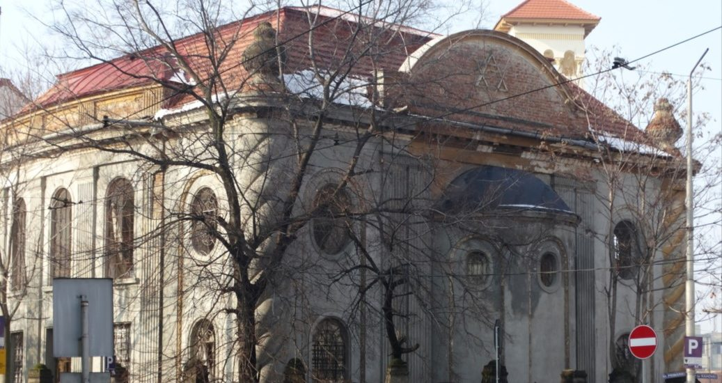 "Consiliul Local a aprobat restaurarea Sinagogii Ortodoxe ""Aachvas Rein"". Aceasta va gazdui Muzeul Evreilor"