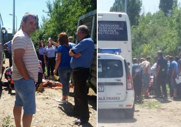 Sofer de autobuz, din Oradea, gasit mort chiar in autobuzul cu care urma sa mearga in cursa (FOTO)