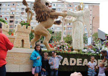 Carnavalul Florilor 2017 Oradea